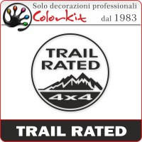 Trail Rated (varie misure)