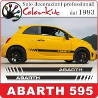 Fasce per 500 Abarth 595