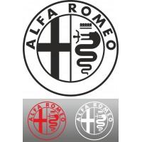Alfa Romeo logo-1 (varie misure)
