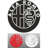 Alfa Romeo logo-3 (varie misure)