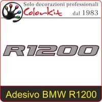 Coppia Adesivi BMW R1200