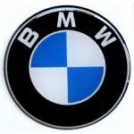 BMW stemma resinato tondo cm. 5,8