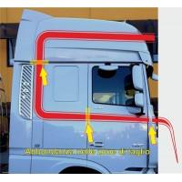 Fasce adesive per DAF XF 480 e XF 530