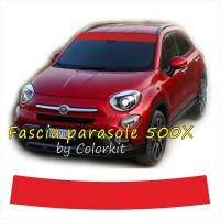 Fascia Parasole per Fiat 500 X