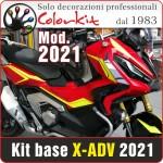 Kit base Honda X-ADV 2021