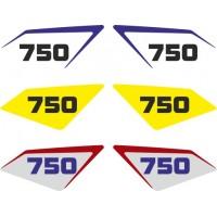 Numero 750 per X-ADV 2021