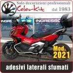 Adesivi sfumati Honda X-ADV 2021