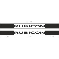 Sottoporta RUBICON