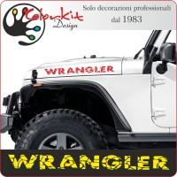 Adesivi Wrangler 01 (2 pezzi)