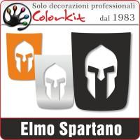 Bonnet Jeep Renegade elmo Spartano