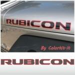 Rubicon  bicolore (Limited edition 2 pezzi)