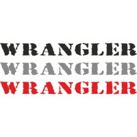 Adesivi Wrangler 05 (2 pezzi)