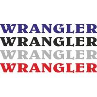 Adesivi Wrangler 02 (2 pezzi)
