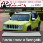 Fascia Parasole per Jeep Renegade