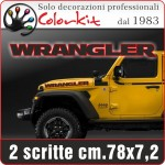 Wrangler  bicolore (2 pezzi)