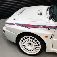 Adesivi Martini per Lancia Delta integrale HF 6 Evo