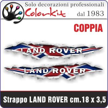 Strappo Land Rover cm. 18x3,5