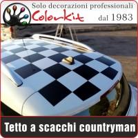 Tetto a scacchi per Countryman