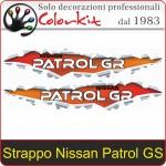 Effetto Strappo Patrol GR (coppia varie misure)