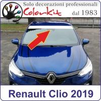 Fascia Parasole per Renault Clio 2019
