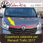 Profilo per calandra Renault Trafic 2015