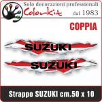 Effetto strappo Suzuki cm.50x10