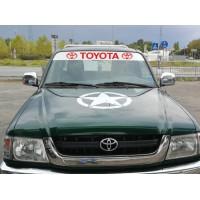 Fascia Parasole per Toyota Hilux 2001-2004