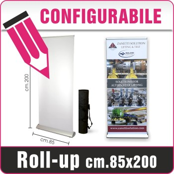 Roll up Deluxe cm.85x200