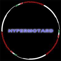 Strisce per cerchi Ducati Hypermotard