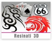 3D Resinati
