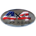 4x4 USA cm 12x6 3D