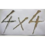 4x4 C cm 17x10 3D