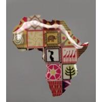 Africa etnica cm 5,5x6 3D