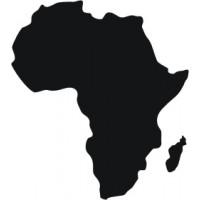 Africa cm 9x10 STK