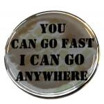 You can go fast Tondo cm 5 3D