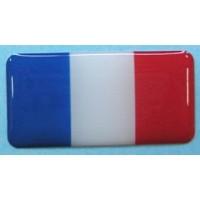 Bandiera Francia 3D cm 4x2