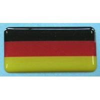 Bandiera Germania 3D cm 3x1,5