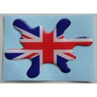 Splat Inglese cm 6,5x5 3D