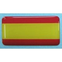 Bandiera Spagna cm 4x2