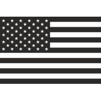 Bandiera USA monocolore