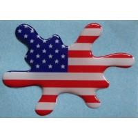 Splat USA cm 6,5x5 3D
