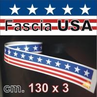 Striscia USA cm 130x3