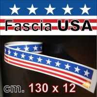 Striscia USA cm 130x12