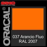 Arancio Fluo 037 Ral 2007 Cast - Oracal 6510