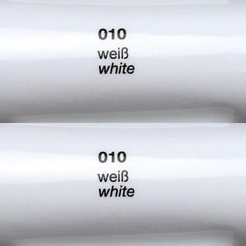 Bianco 010 Cast - Oracal 751C Ral 9016