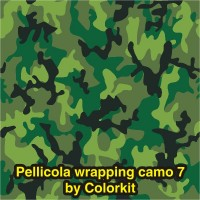 Camo 07 Verde - 3M