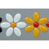 Margherita 6 petali cm.4,5 -3D