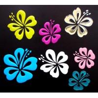 Fiori Hawaii cm 6,5x6,5 3D
