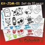 JDM Set Assortito 01