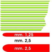 Filetti 01-  mm.2,5 1,25